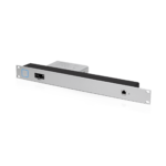 Ubiquiti Unifi Cloud Key Gen2 Rack Mount Front Angle With CKG2-Plus