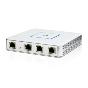 Ubiquiti Unifi Security Gateway Right Angle